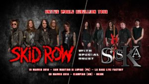 Siska and Skid Row