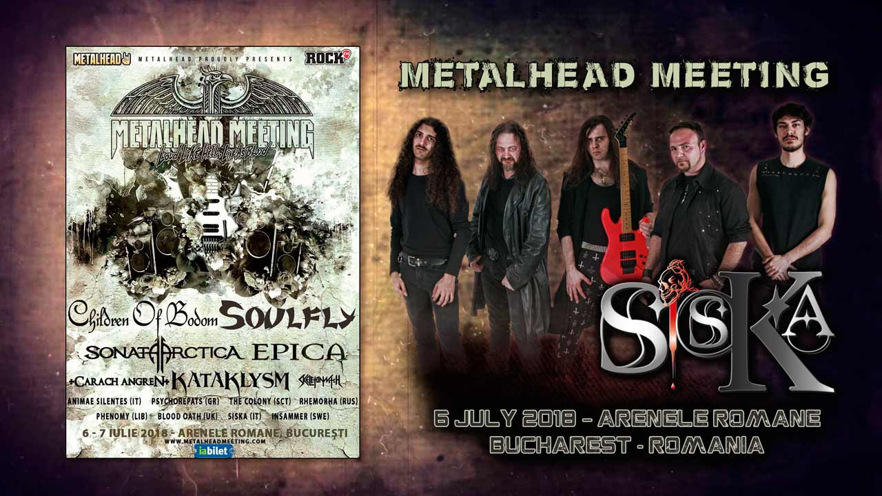 Metalhead Meeting Siska