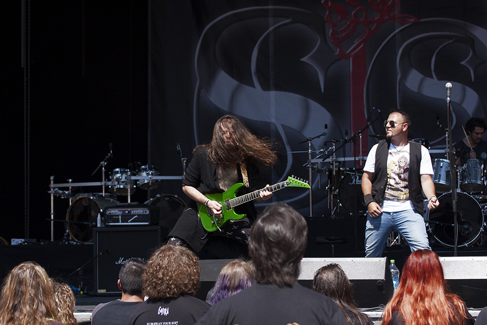Siska at Metalhead Meeting 2018