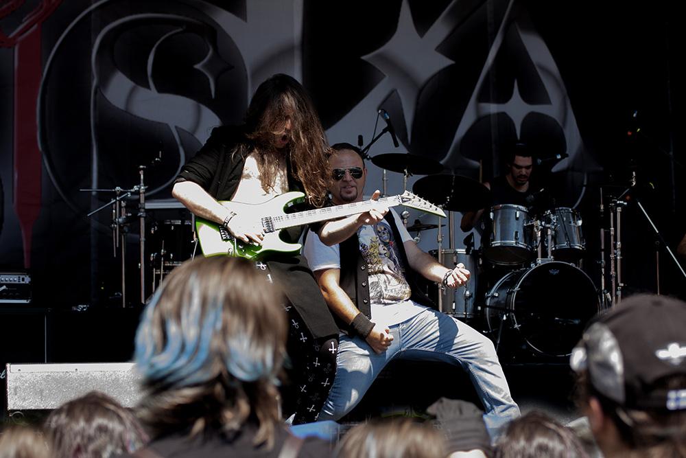 Siska at Metalhead Meeting 2018