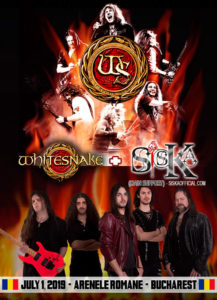 Siska and Whitesnake
