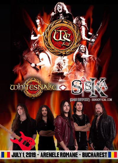 Siska and Whitesnake